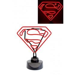 DC Comics Lampe Neon Superman 23 x 30 cm